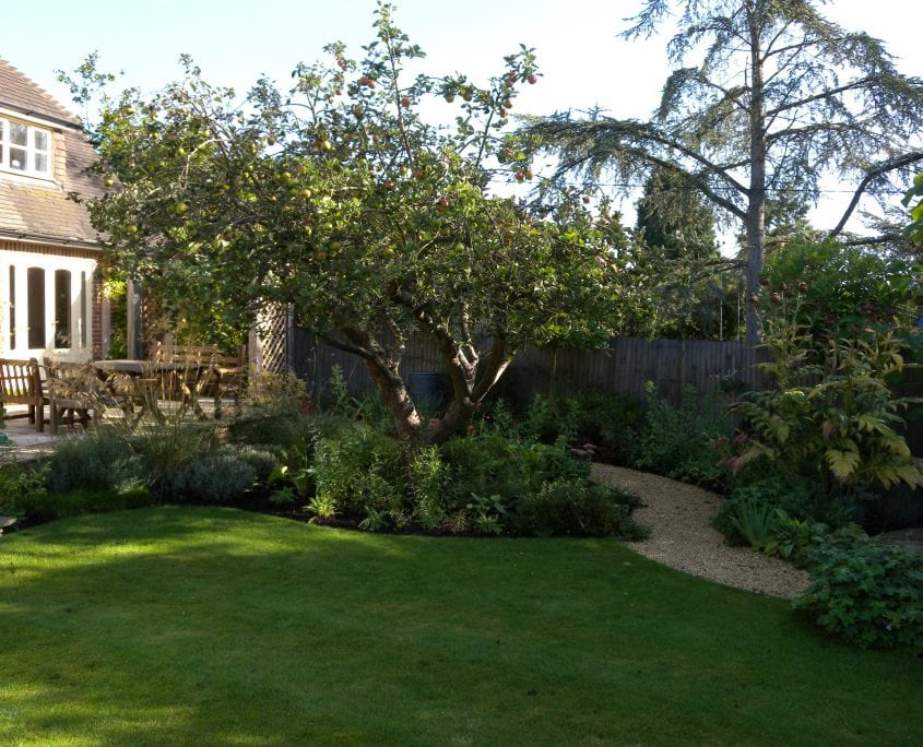 Photo of Traditional Country Garden East Sussex