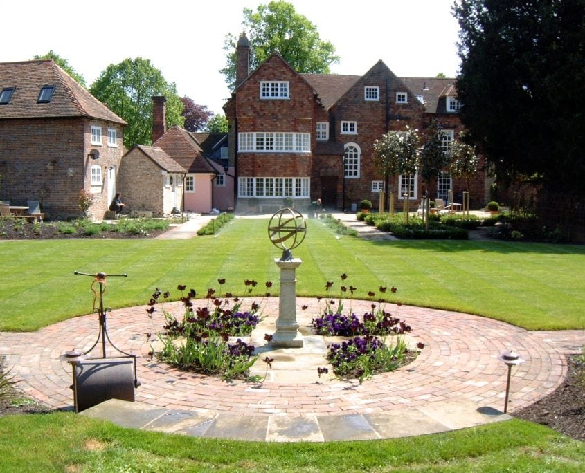 Photo of Large English Town Garden
