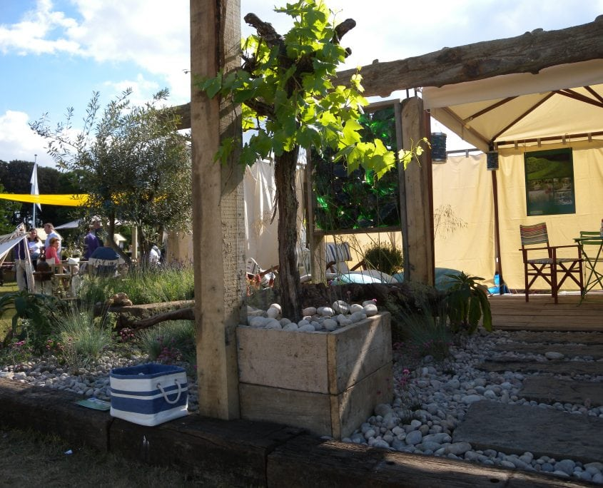 Photo of Stansted Garden Show 2010