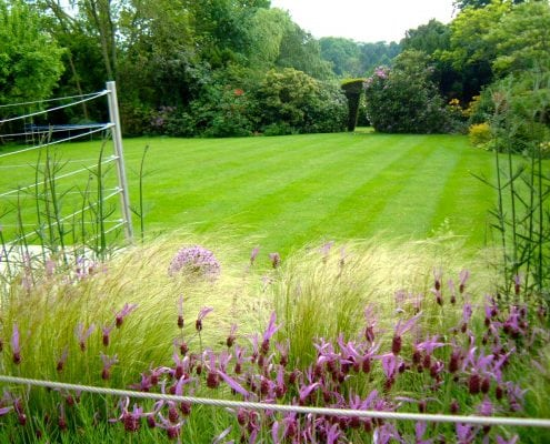 Photo of Terraced Garden East Sussex