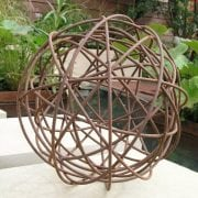 made by moore steel sphere